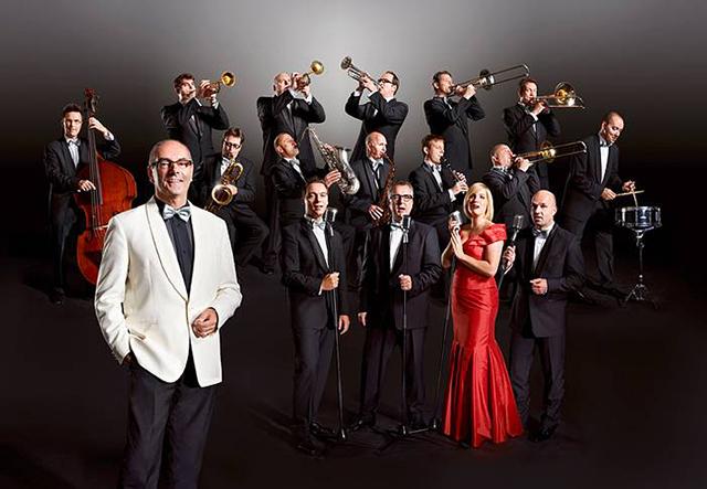 Lässt den Big-Band-Sound der frühen 1940er Jahre wiederaufleben: das Glenn-Miller-Orchestra.