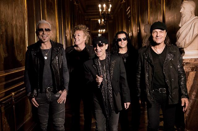 Die Grand Seigneurs der deutschen Rockmusik: die Scorpions feiern ihr fünfzigjähriges Bestehen.