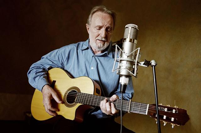 Liedermacher Wader sorgte in den 1970er Jahren für ein Revival deutscher Volkslieder (© Karl Anton Koenigs).