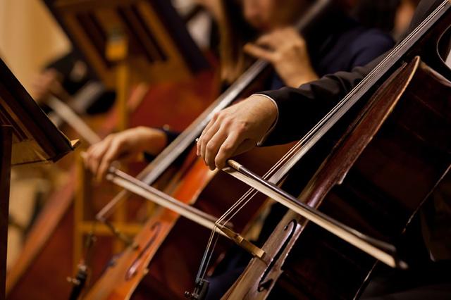 Orchester können sich beim Deutschen Orchesterwettbewerb unter Beweis stellen.