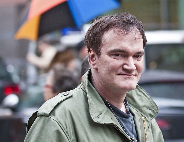 """He is my favorite composer. I don't mean for movies. I mean Beethoven, Bach, everybody – he is my favorite"", sagte Quentin Tarantino, als man ihn auf seine Arbeit mit Ennio Morricone ansprach."