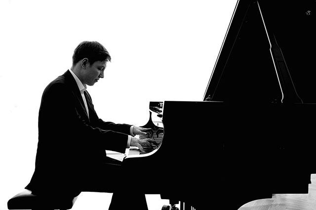 Auch für Florian ist das Klavierstudium nicht immer leicht.