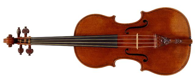 """Die """"Lady Bunt"""": Diese Violine ist 12,6 Millionen Dollar wert."""