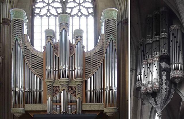 Die Domorgeln von Münster und Trier – Diese beeindruckenden Instrumente sind keine Schnäppchen!