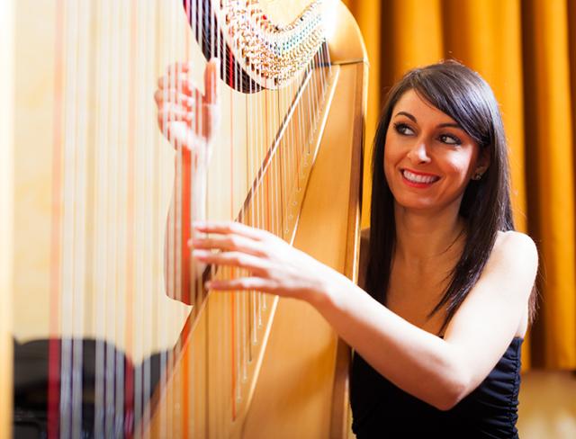 Zu Unrecht unbeachtet: Die Harfe verdient mehr Aufmerksamkeit.