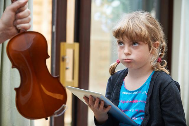 Wenn Schüler lustlos werden, sollten Musiklehrer sensibel reagieren.