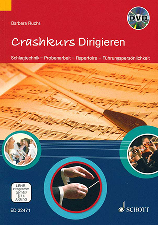 Cover Crashkurs Dirigieren