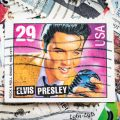 Elvis Presley Briefmarke