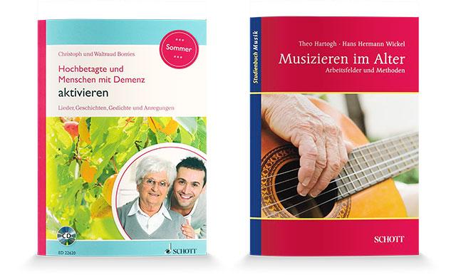 Musikgeragogik - Musik für und mit Senioren