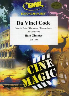 Cover Da Vinci Code