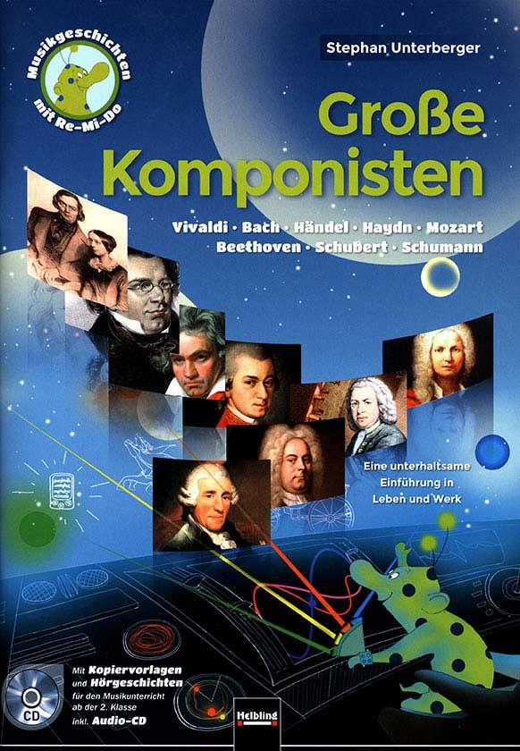Cover Große Komponisten