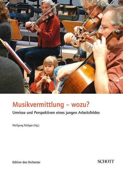 Cover Musikvermittlung wozu?