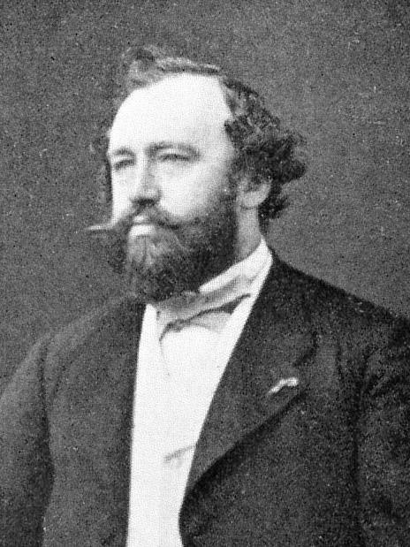 Portrait Adolphe Sax