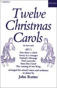 "Cover ""Christmas Carols"""