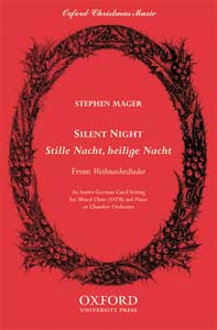 "Cover ""Stille Nacht"""