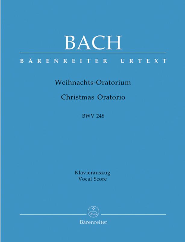 "Cover ""Weihnachtsoratorium"""