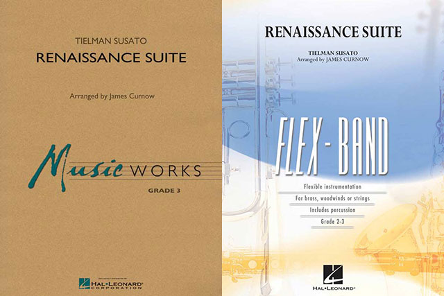 "Cover Collage ""Renaissance Suite"""