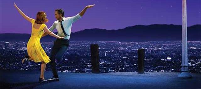 Emma Stone & Ryan Gosling tanzen