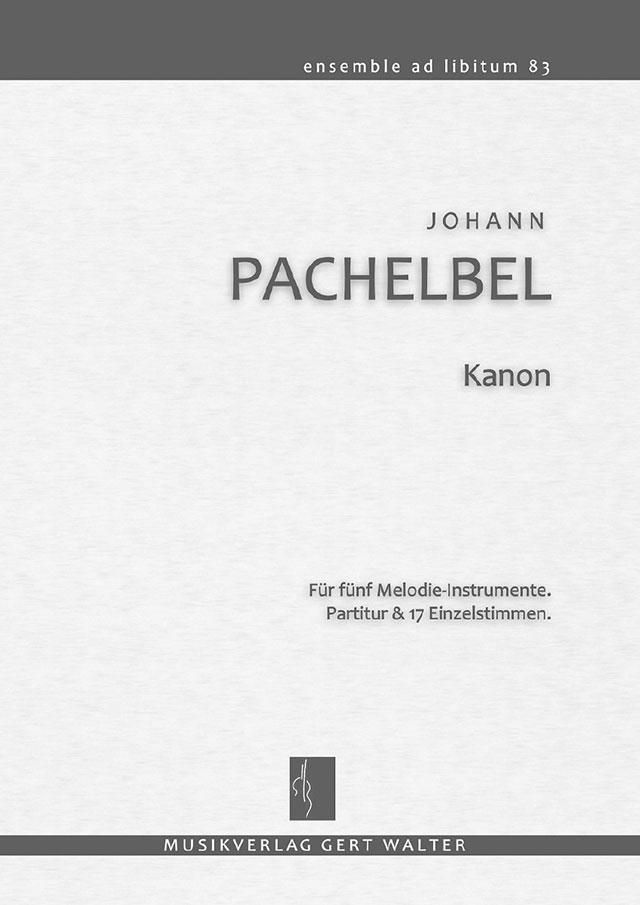 Cover Pachelbel Kanon