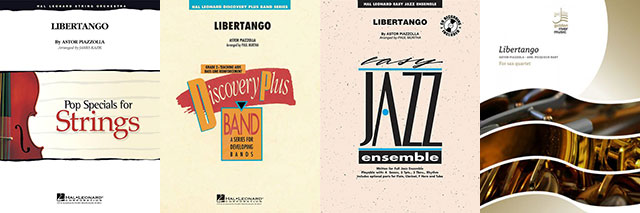 Covercollage Libertango