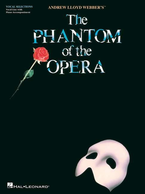 Cover Phantom der Oper