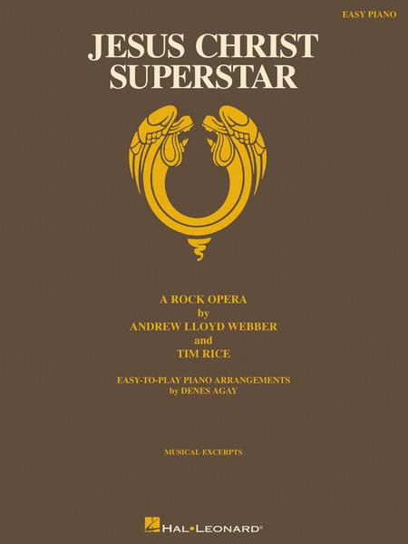 Cover Jesus Christ Superstar