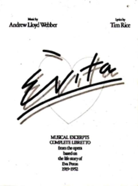 Cover Evita