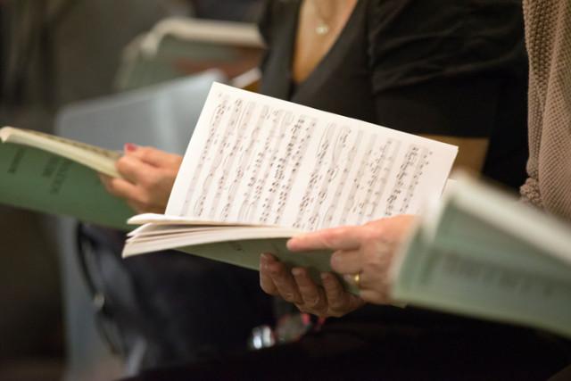 Chornoten zum Singen