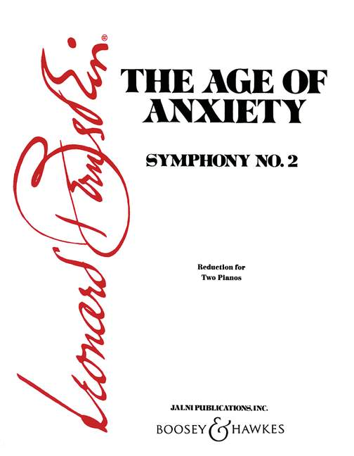 Cover The Age Of Anxiety