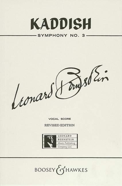 Cover Kaddish Symphony