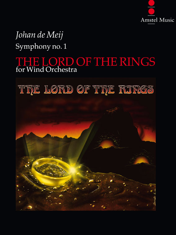 Cover Lord Of The Rings