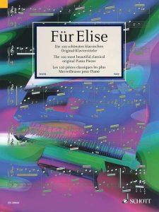 """Noten """"Für Elise"""""""