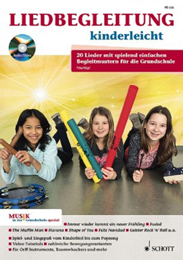 "Handbuch ""Liedbegleitung kinderleicht"""