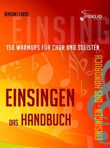 """Buch-Cover für """"Einsingen das Handbuch"""""""