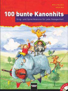 Liederbuch: 100 bunte Kanonhits