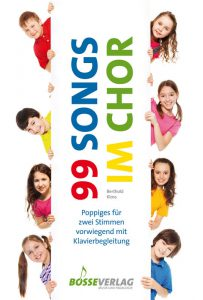 Gesangbuch: 99 Songs im Chor