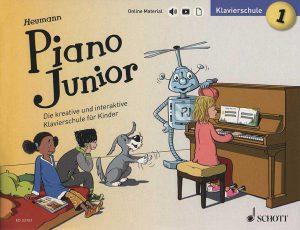 Klavierschule Piano Junior