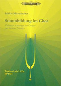 """Buch """"stimmbildung im chor"""""""