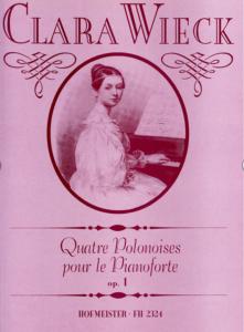 """Clara Schumanns """"Quatre Polonaises"""""""