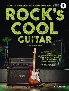 """Gitarrenschule """"Rock's cool guitar"""""""