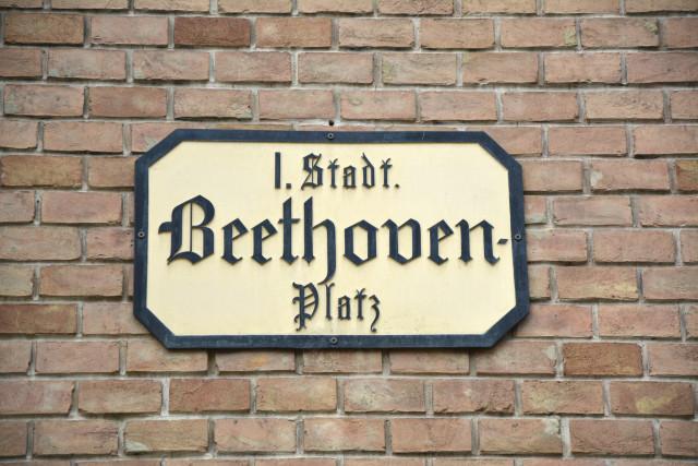 Beethoven-Platz Wien