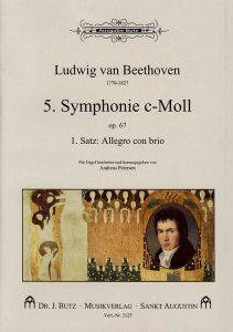 Noten zu Beethovens 5. Sinfonie