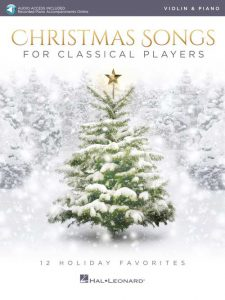 "Buchcover ""Christmas Songs"""