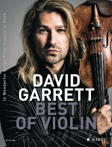"Buchcover ""David Garrett Best Of Violin"""