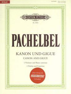 """Buchcover """"Pachelbel"""""""