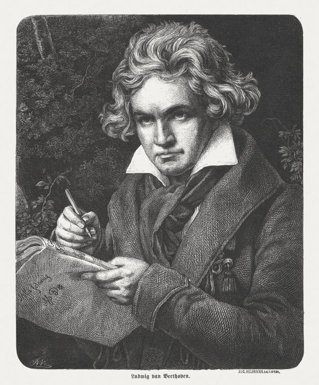 Beethoven Portrait