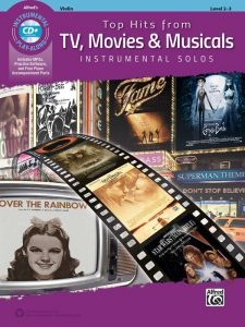 "Buchcover ""Top Hits Movies"""
