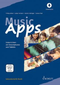 Buchcover 'Music Apps'