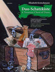 "Cover ""Duo-Schatzkiste"""