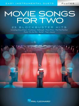 Movie Songs for 2 Flutes